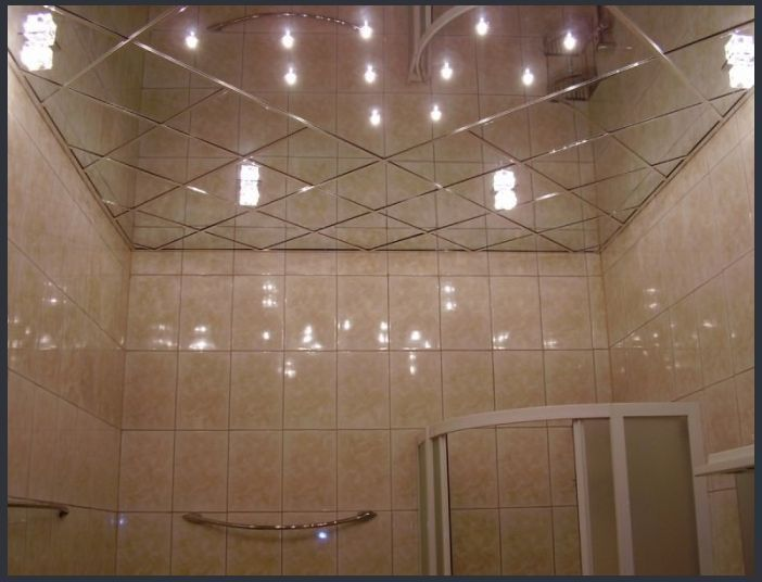 Mirror Ceiling Tiles 2 X Lay In Box Of 10 Business Construction Building Materials Supplies Ebay