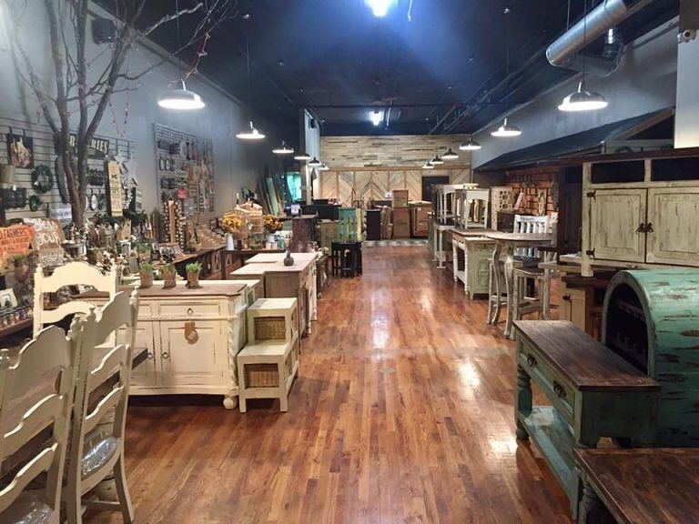 Superieur Adam And Sons Offers Rustic Furniture For Less On Adamson Square! Read More  About What They Offer U0026 How They Went About Opening The Store At The  Carrollton ...