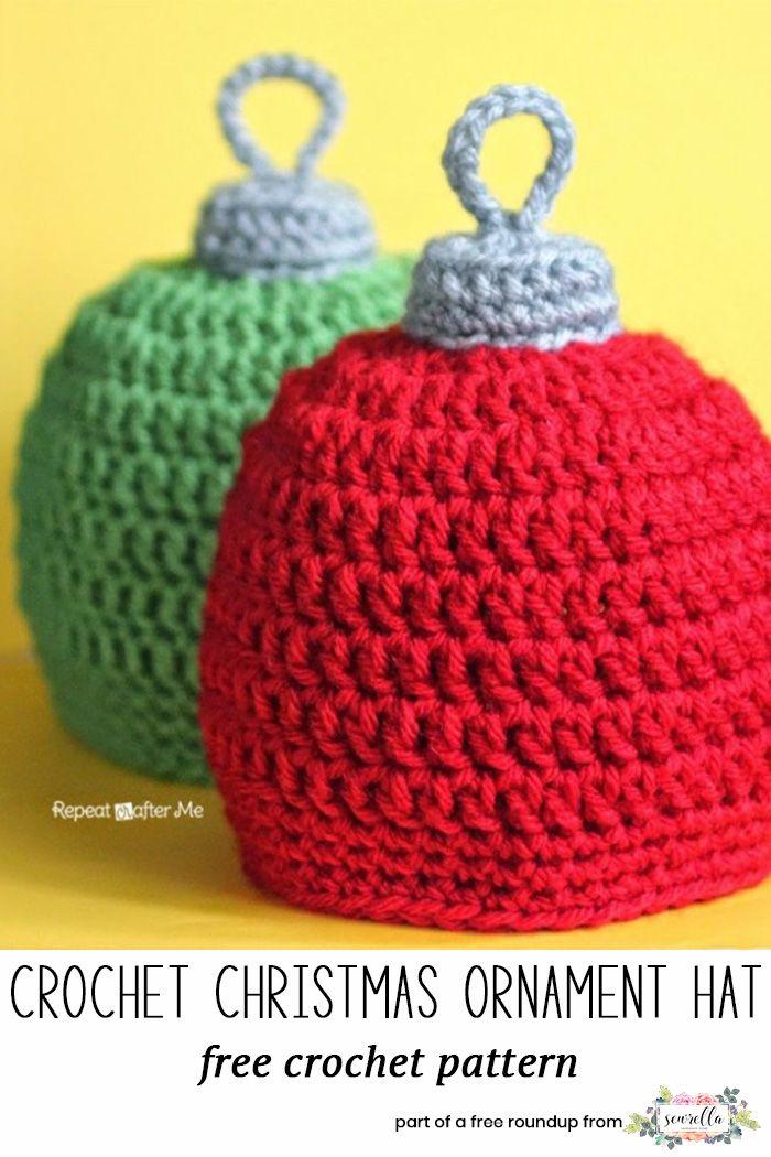 Crochet Last Minute Christmas Patterns | Tejido, Navidad y Bonitas