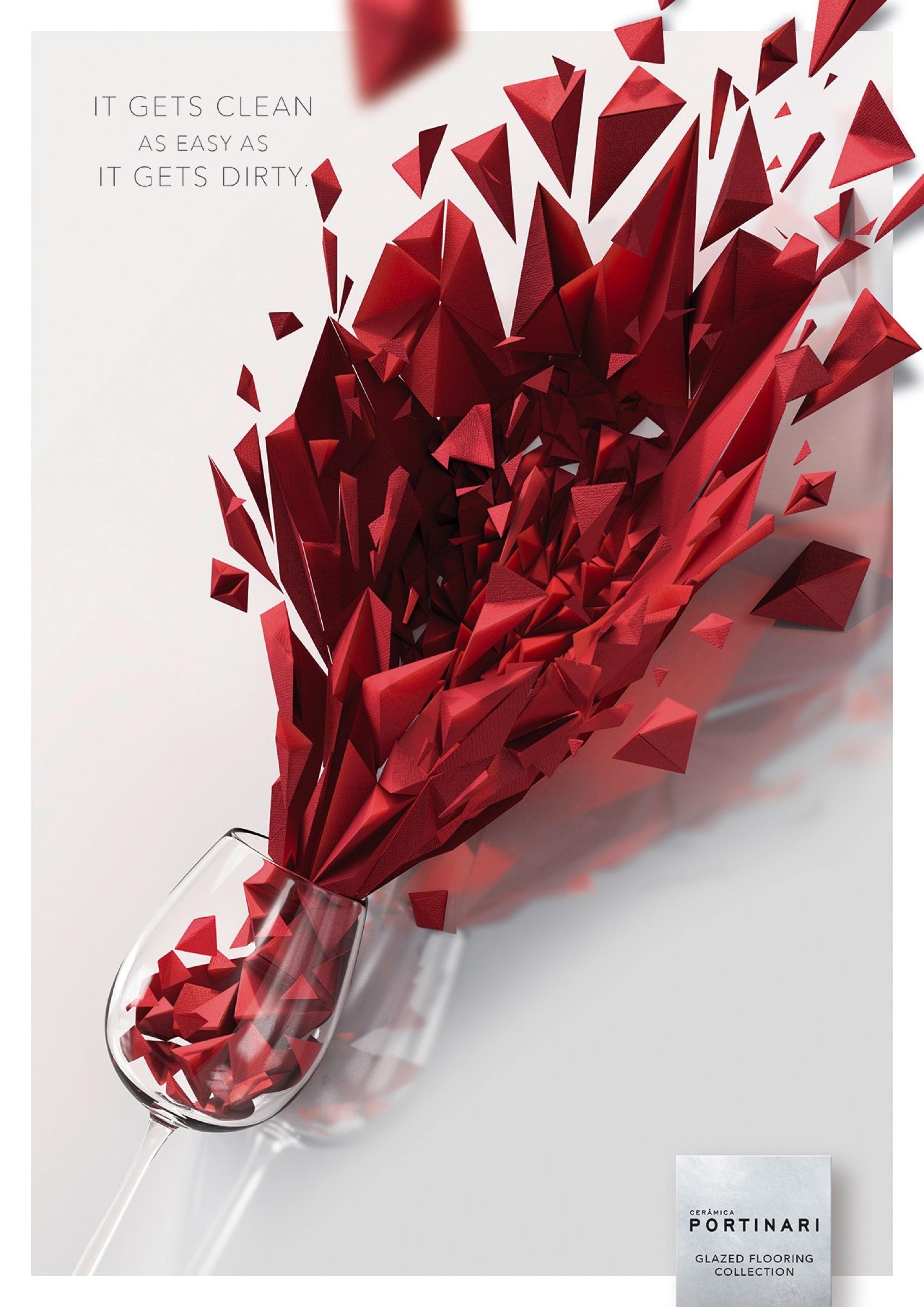 Advertisement By Brainbox Brazil Wine Advertising Graphic Design Advertising Creative Advertising