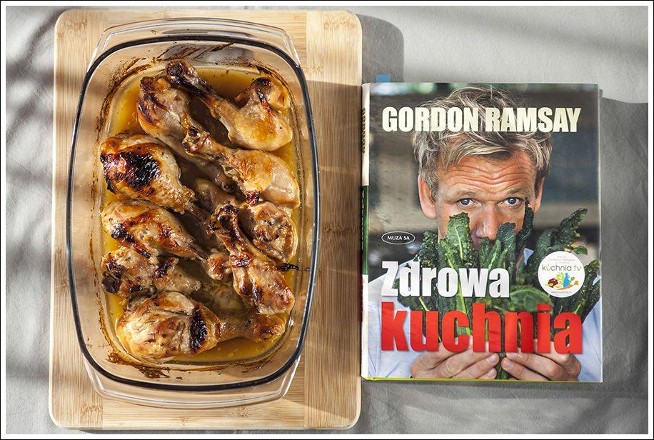 Udka Kurczaka Pieczone W Gestej Polewie Cooking Recipes Cooking Recipes