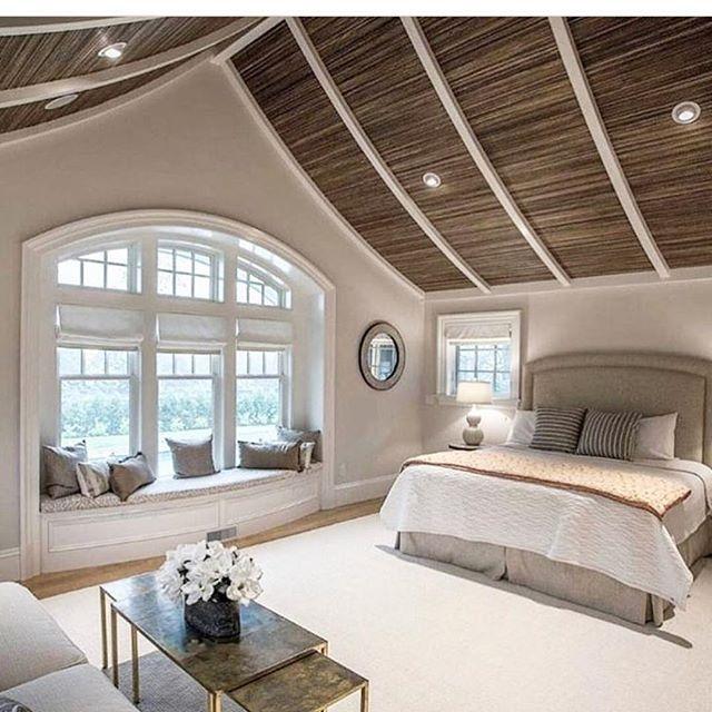 Love texture on ceilings! Repost @deirdres_design #interiordesign - teppichboden für schlafzimmer