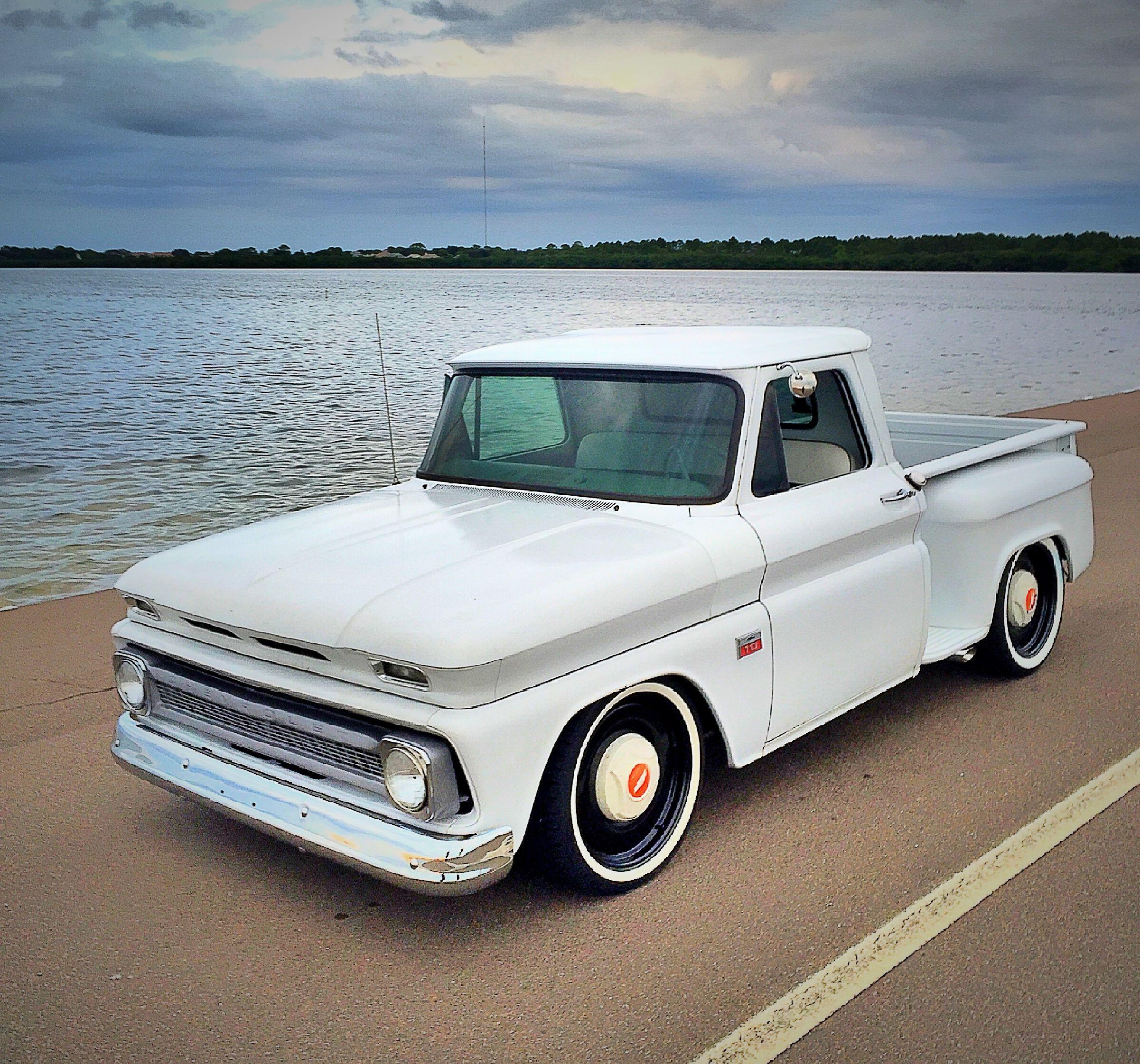 c10 short bed chevy stepside Chevy trucks, Chevy
