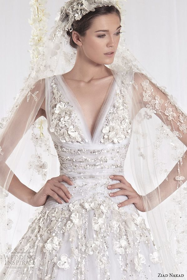 Ziad nakad 2015 wedding dresses the white realm bridal for Couture vs haute couture