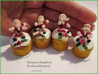 Miniaturas Brasileiras - Brazilian Miniatures by Ivani Grande