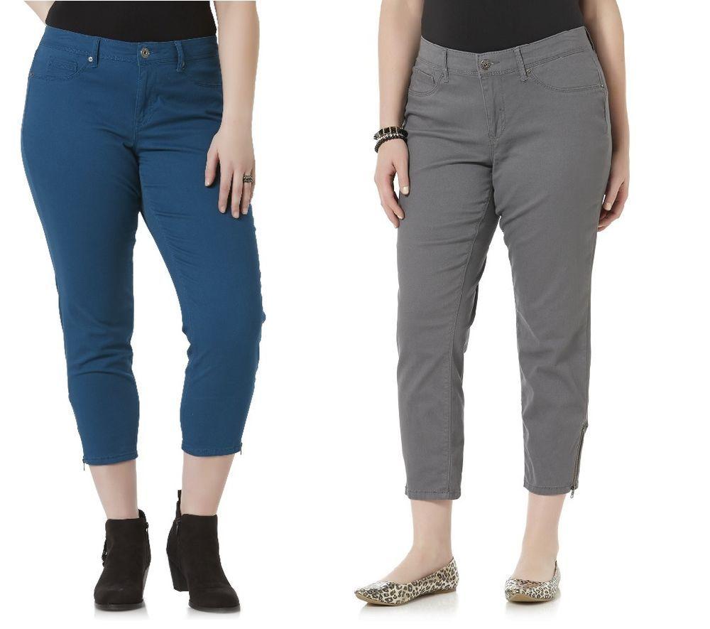 Stretch skinny jeans ebay