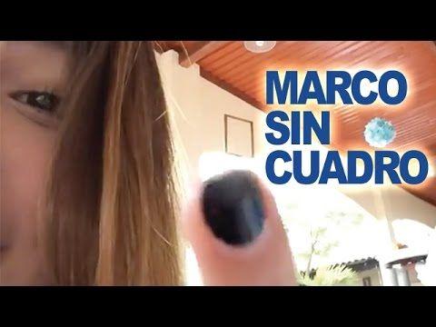 Nada mas bello que hacer un video con mi Hija. MARCO SIN CUADRO c ...