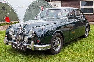 Brooklands Double Twelve 2016 - 1960 Jaguar Mk II 2.4 Litre (4531 NB) | by growler2ndrow
