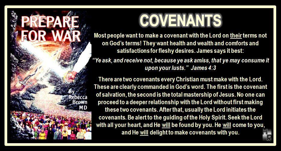 Covenants Rebecca Brown Prepare For War The Covenant Christian Lyrics S Word