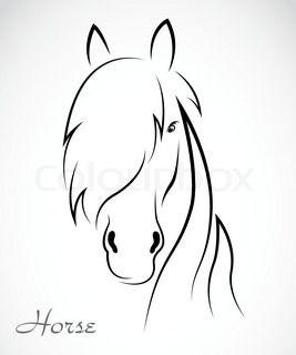 Drucken Taşlar Pferde Malen Pferde Und Pferde Silhouette