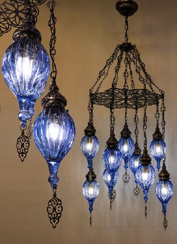Ottoman Lantern Chandelier L éclairage Est East Lighting Восточная люстра