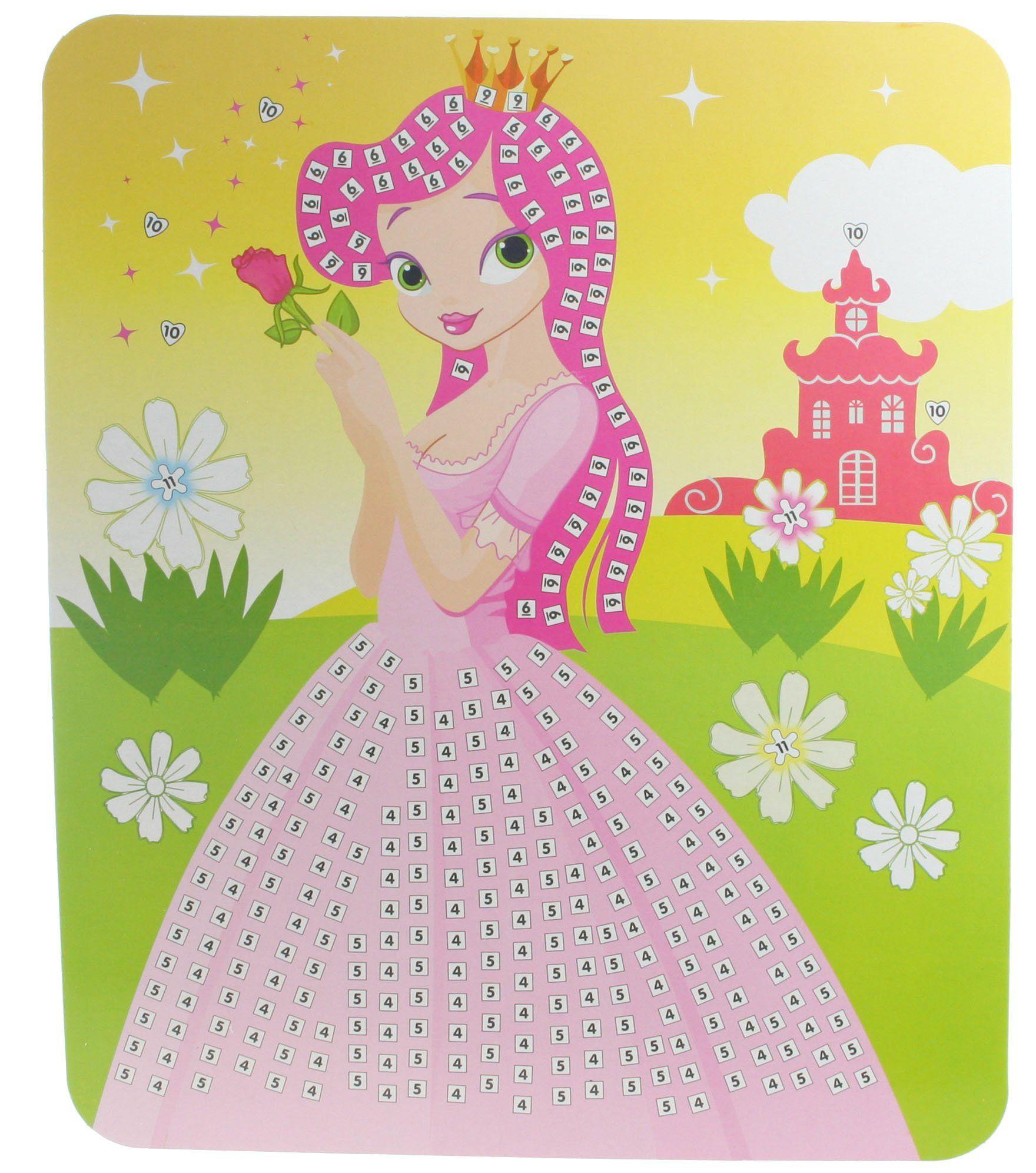 Lamps Mozaika princezny | MALL.CZ