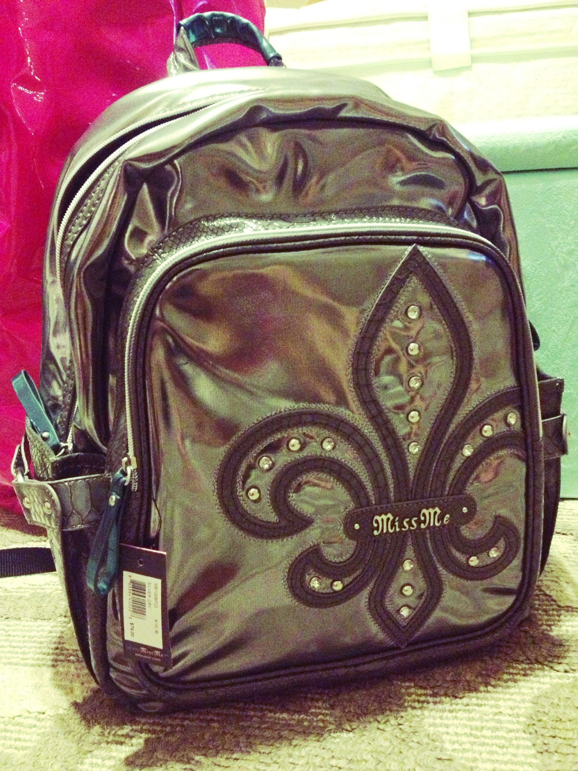 Miss Me backpack   Accessorize   Pinterest   Backpacks, Purse and Bag