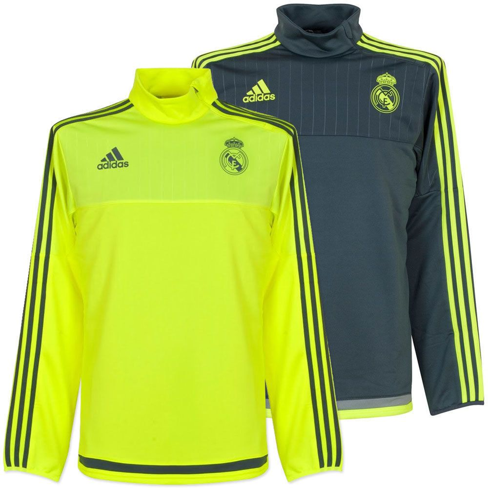 Adidas performance men s real madrid  football  training top warm up  sweatshirt 04ff368fb