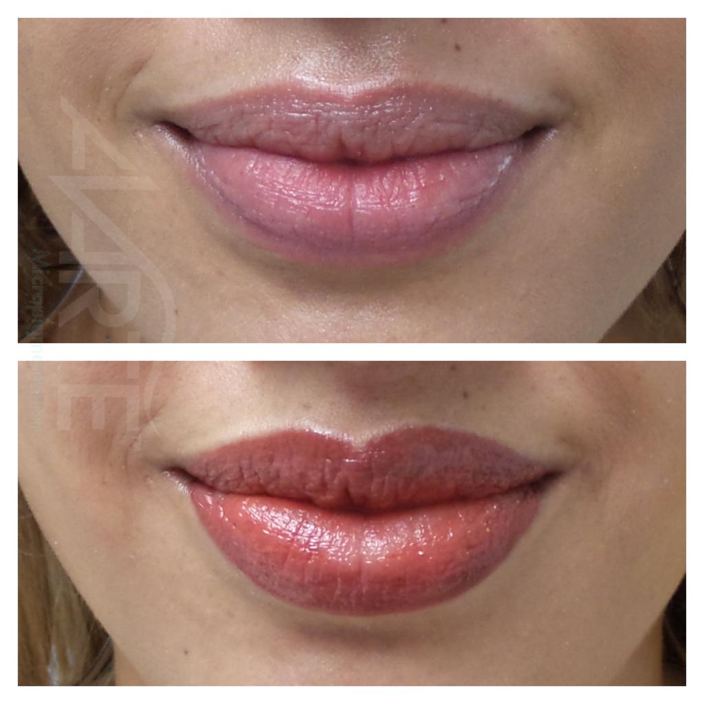 Pin on Lip Micropigmentation