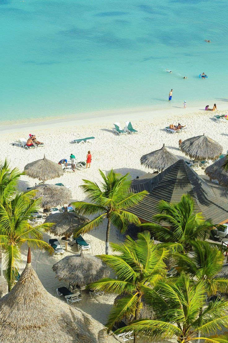 Barcelo Aruba Palm Eagle Beach Caribbean All Inclusive Resorts