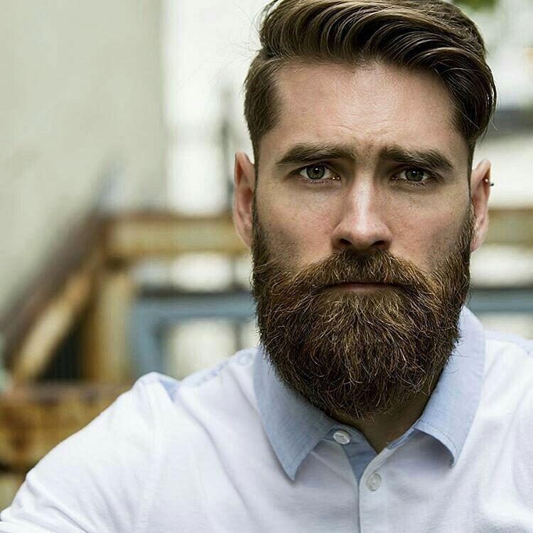 """Double tap if you like this beard!! ----- Via @adamjosephchase"" #beardfashion"