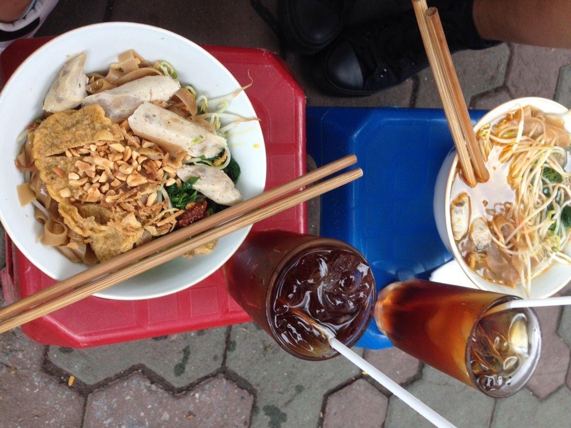 Bánh đa trộn tại 42C Lý Thường Kiệt, Quận Hoàn Kiếm, Hà Nội - 463826 | Bánh, Lunge, Phở