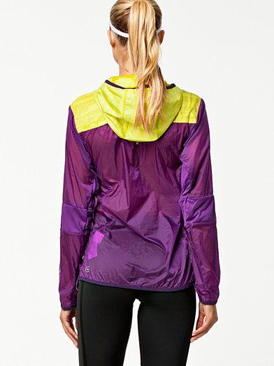 Progressive Core Wind Jacket W - Puma - Purple - Jackets And Coats - Sports Fashion - Women - Nelly.com Uk