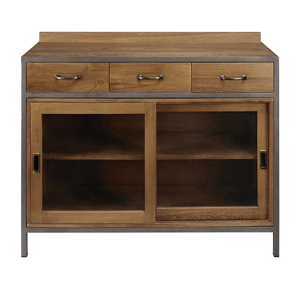 buffet mit 2 glast ren und 3 hipster zuk nftige projekte pinterest. Black Bedroom Furniture Sets. Home Design Ideas