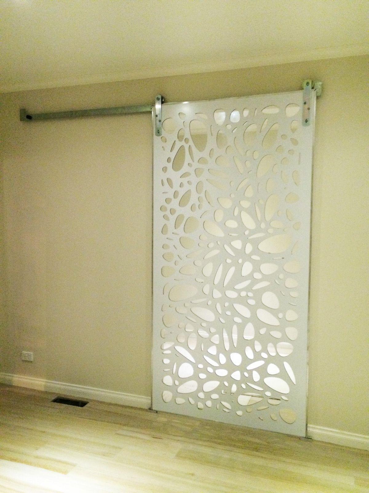 Decorative Screens Make Beautiful Sliding Doors This Is