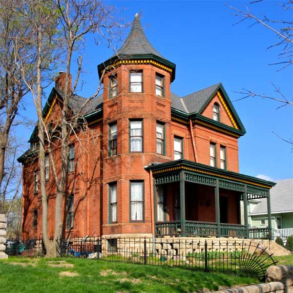 Best Old House Neighborhoods 2013: Victorians