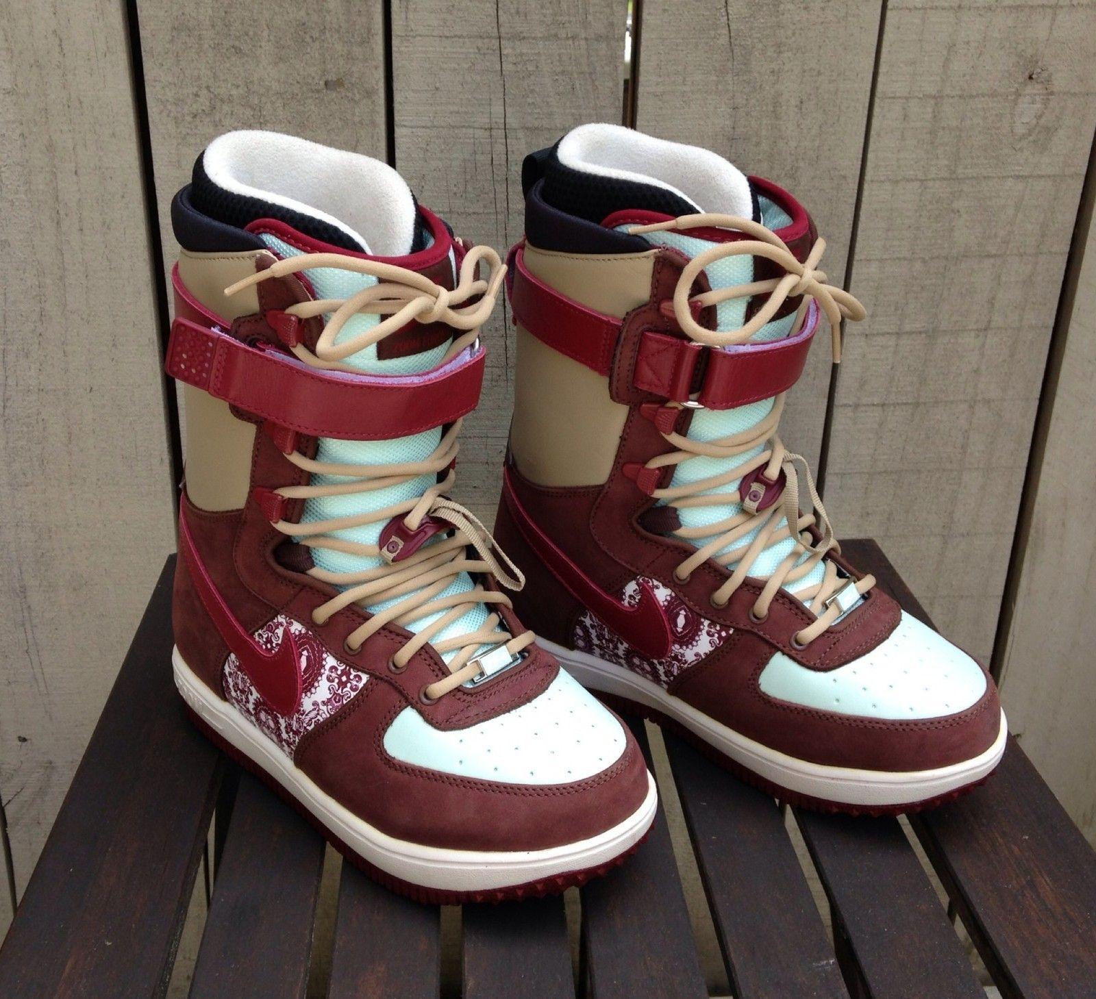 Nike Zoom Force 1 Women's Snowboard Boots Women's Size 8