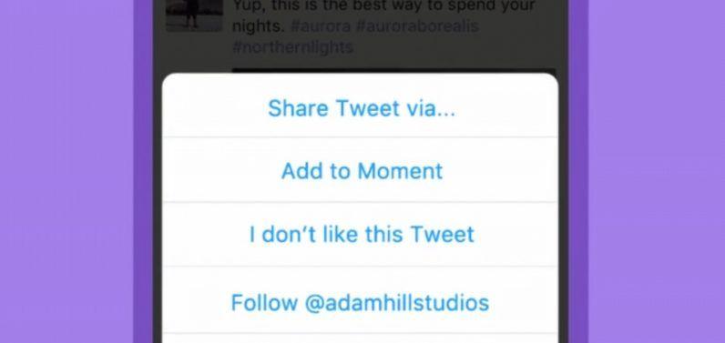 تويتر يتيح الآن إنشاء اللحظات من الهواتف الذكية In This Moment Twitter Marketing Let It Be