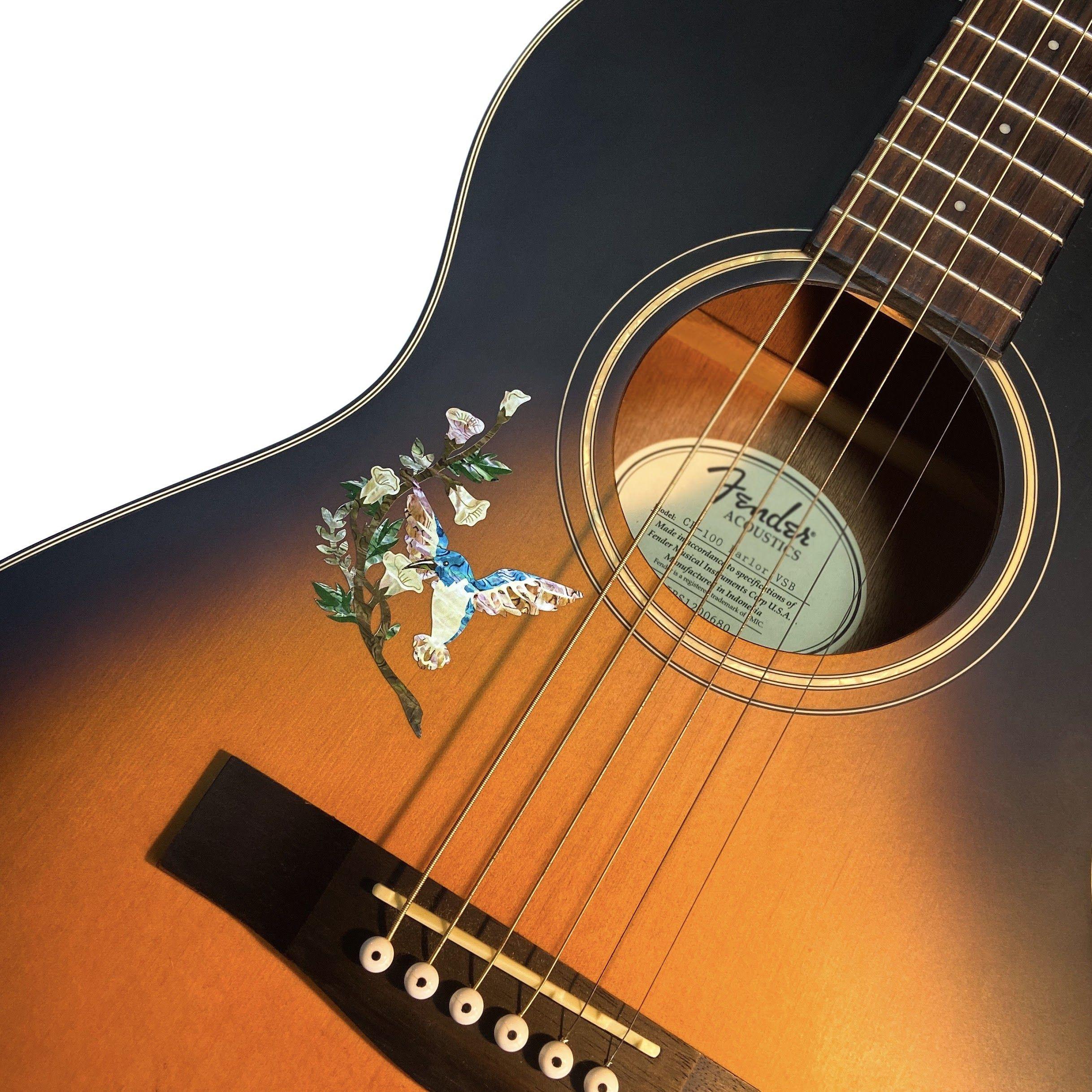 Hummingbird Dx 1 4 Guitar Hummingbird Grace Vanderwaal Ukulele