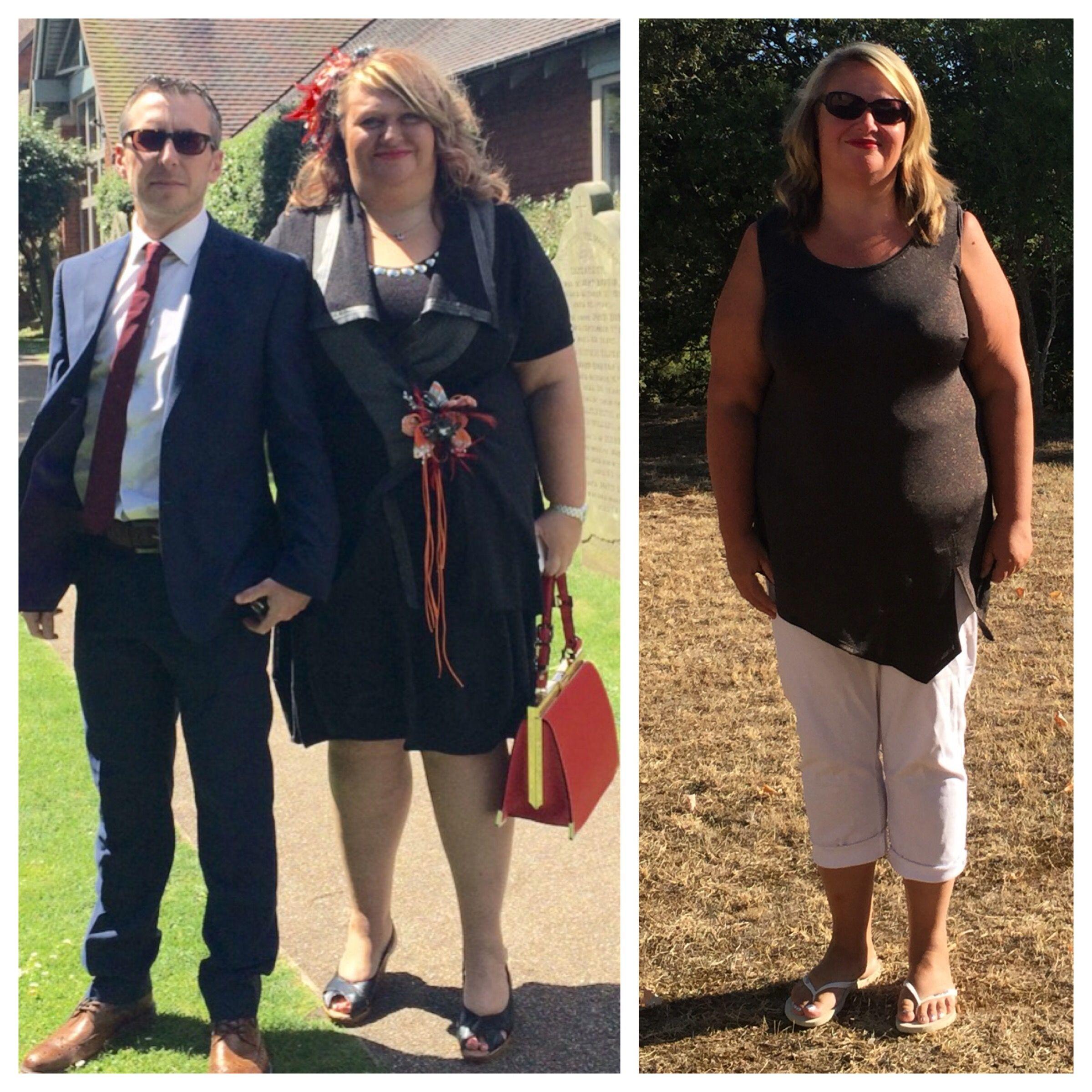 Debbie's 12 months apart photos