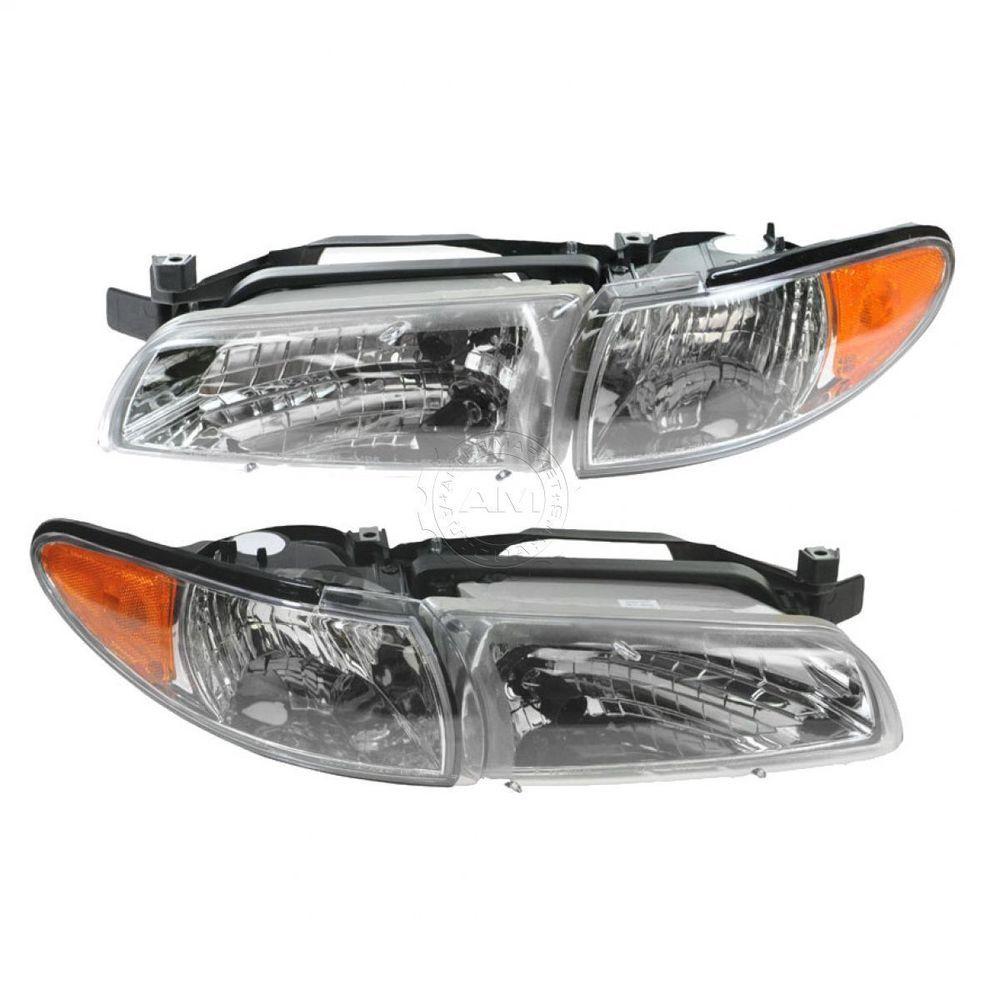 Headlights Headlamps Other Auto Neccessities Amautoparts Pontiac Grand Prix Headlamps Grand Prix