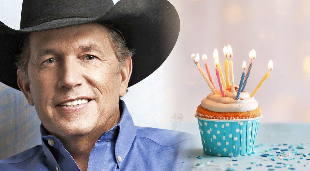 Happy Birthday George Strait With Images George Strait Happy