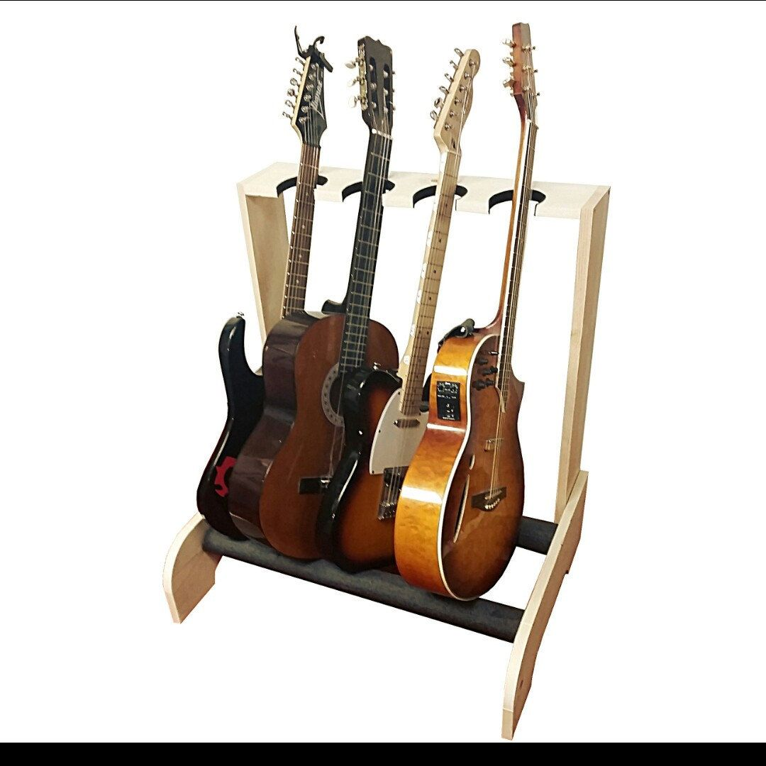 how to make guitar stands out of wood