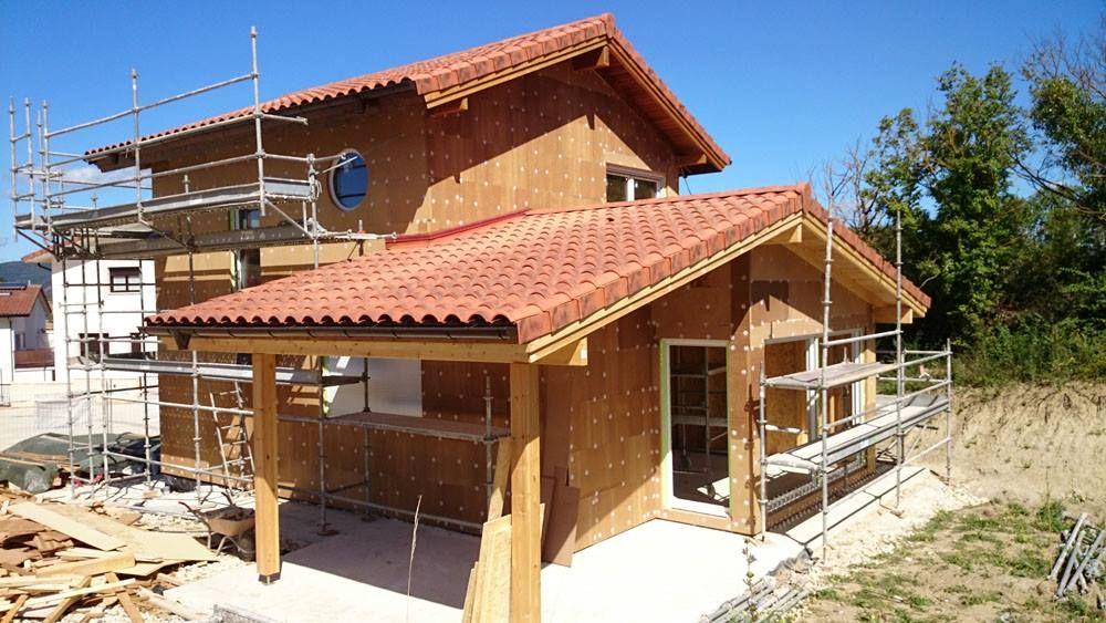 Casas de madera prefabricadas construccin youtube autos post - Construccion de casa ...