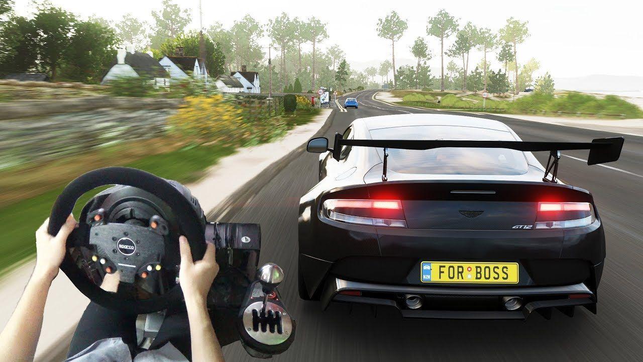Forza Horizon 4 - Aston Martin Vantage GT12 2016 (w