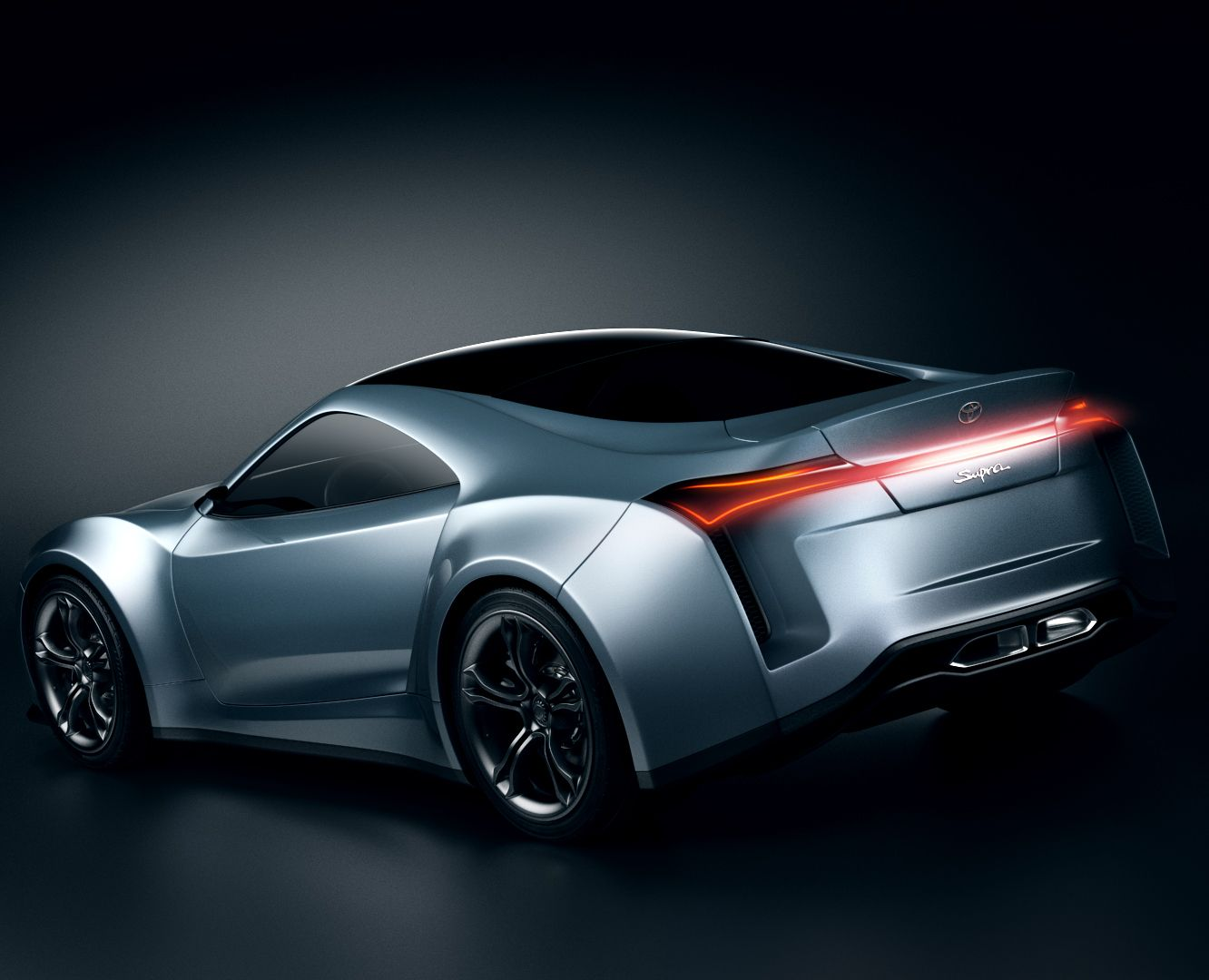 Captivating 2014 Toyota Supra Concept: An Artistu0027s Take On The Japanese Firmu0027s Sports  Car | Carscoops