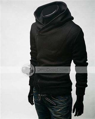 b0f802c92f29 US$24.99Hugetra™ Fashion Zipper Cotton Long Sleeve Men's Sweatshirts Men's  Coats And Jackets,