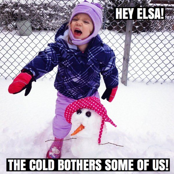 #JustSayin #Elsa