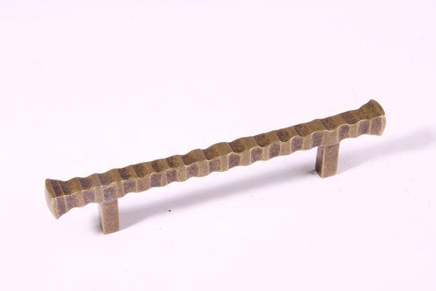Greep Brons Antiek 128mm Brut 9mg1639 1490eur Interieurbeslag