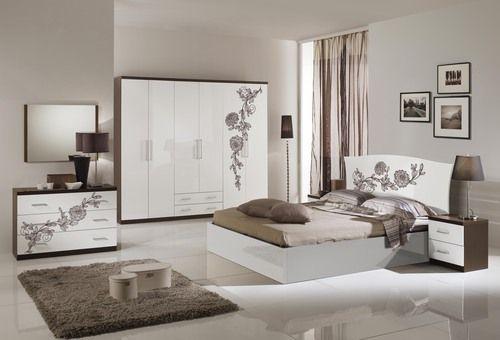 Спален комплект Елена Джинджър Home style Pinterest Bed, Bed
