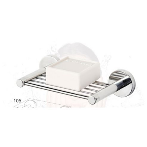 Buy Coram Showers Soap Holder In Chrome From Our Wall Mounted Accessories Range Tesco Com
