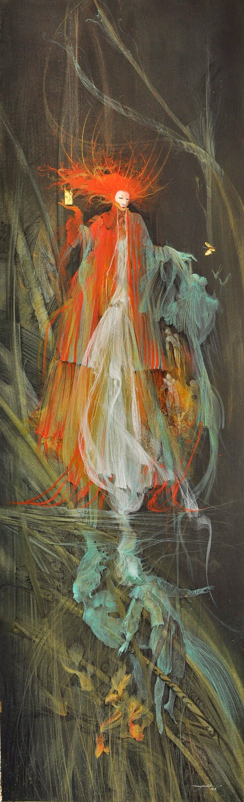 Anne Bachelier....so whimsical
