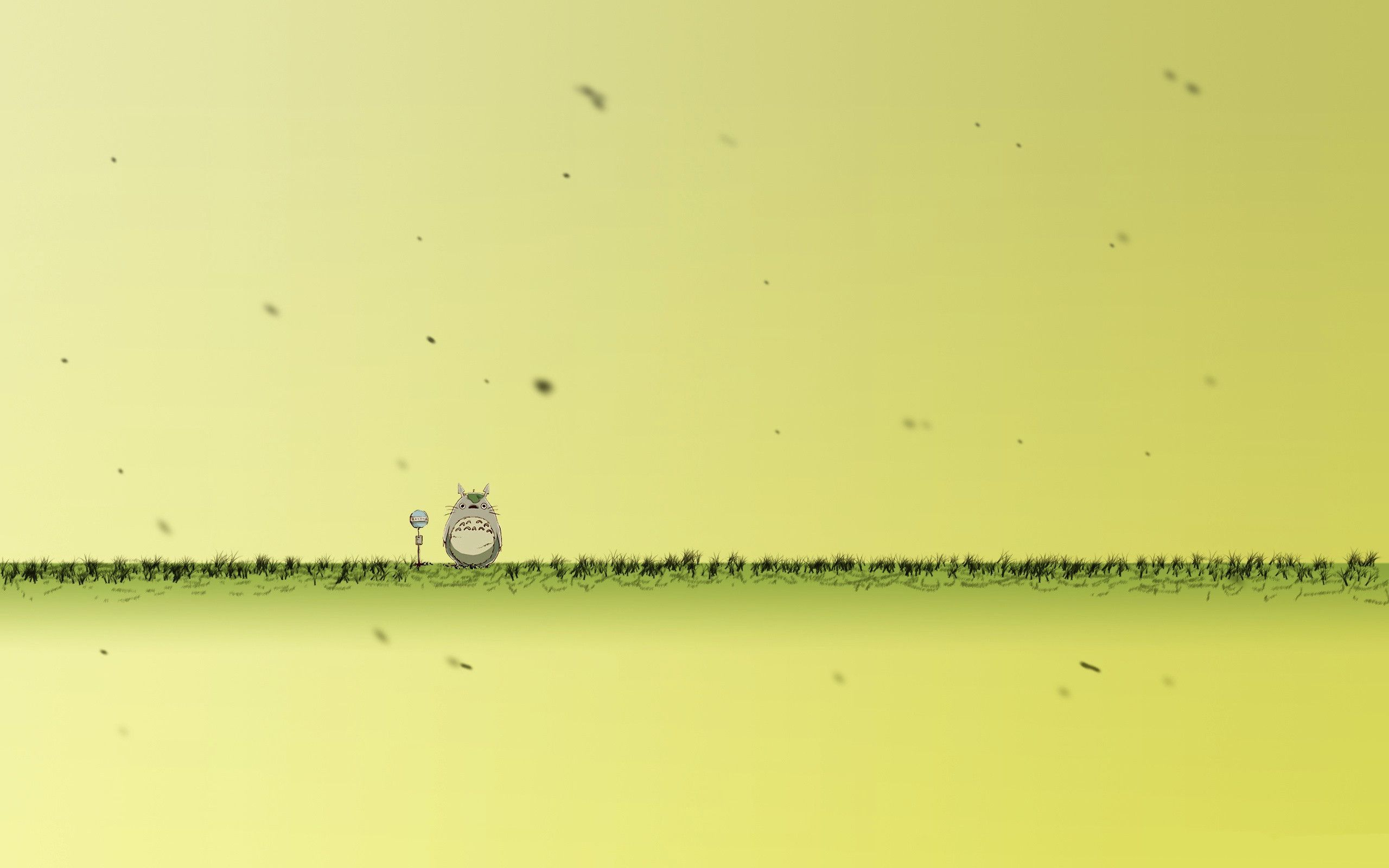 Totoro-Wallpaper-Full-HD.jpg (2560×1600) | Totoro | Pinterest | Totoro