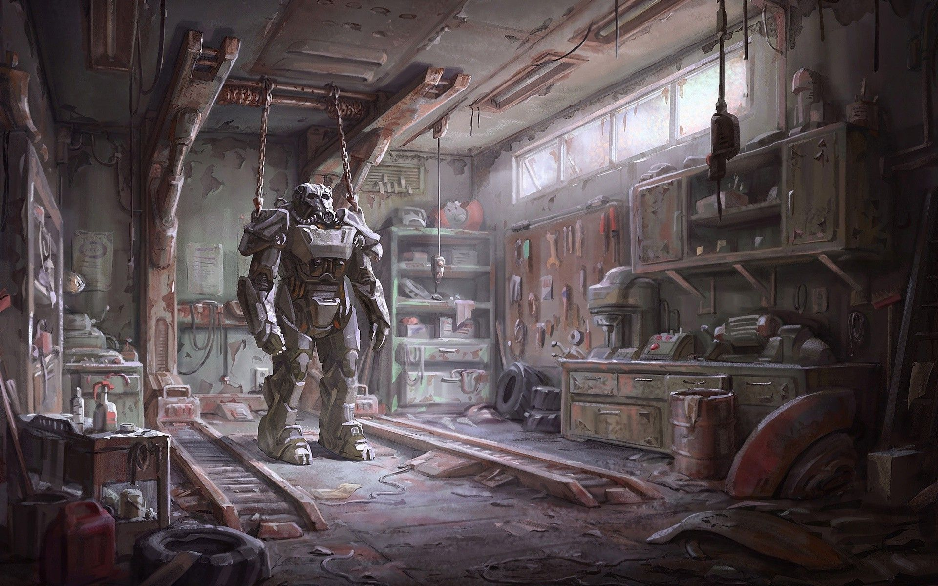 Download Hd Fallout Fallout 4 Concept Art Video Games Brotherhood Of Steel Armor Wallpapers Fallout Concept Art Concept Art Screen Wallpaper Hd