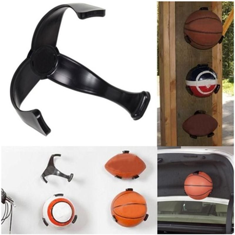 Ball claw basketball holder plastic stand support football