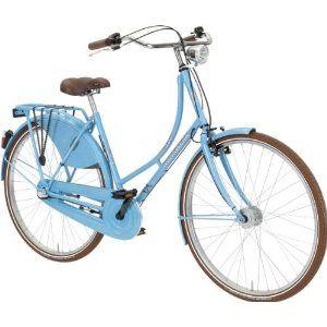 28 Zoll | RUHRWERK | Damen Nostalgie | Holland City Fahrrad