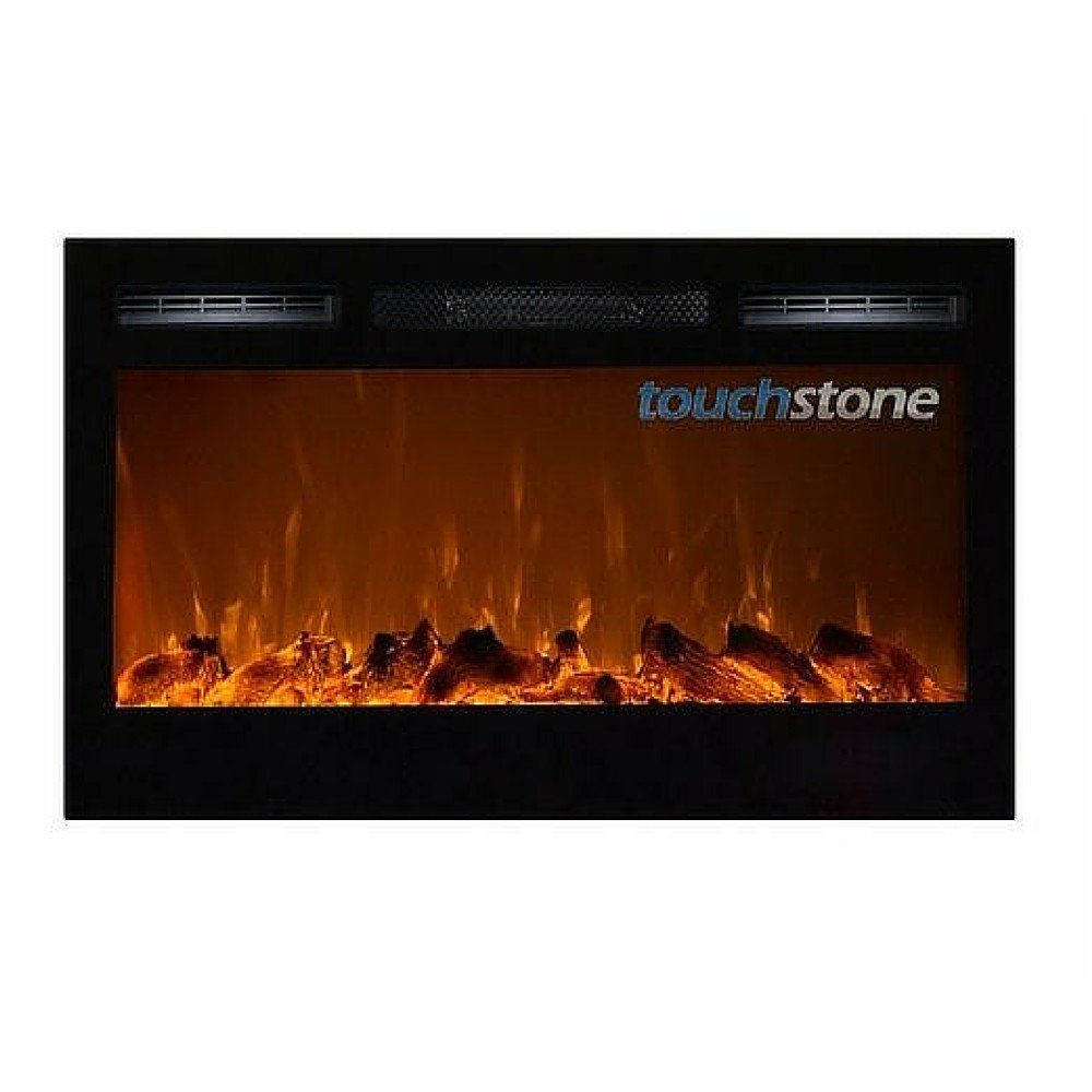 Touchstone Sideline 36 Recessed Electric Fireplace 80014
