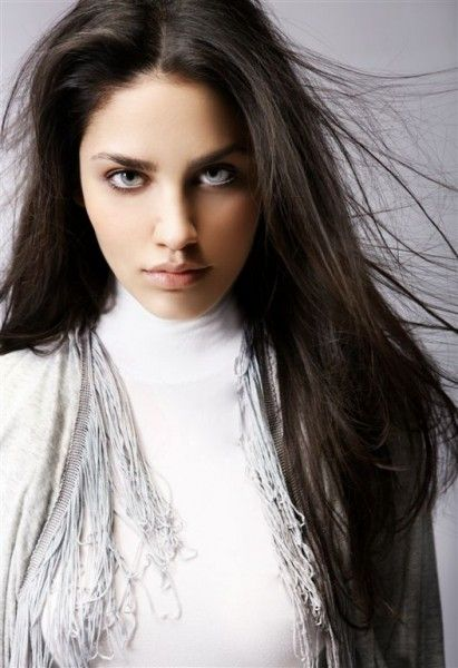Greek Model Evi Toska Cristi Models Girls With Black Hair