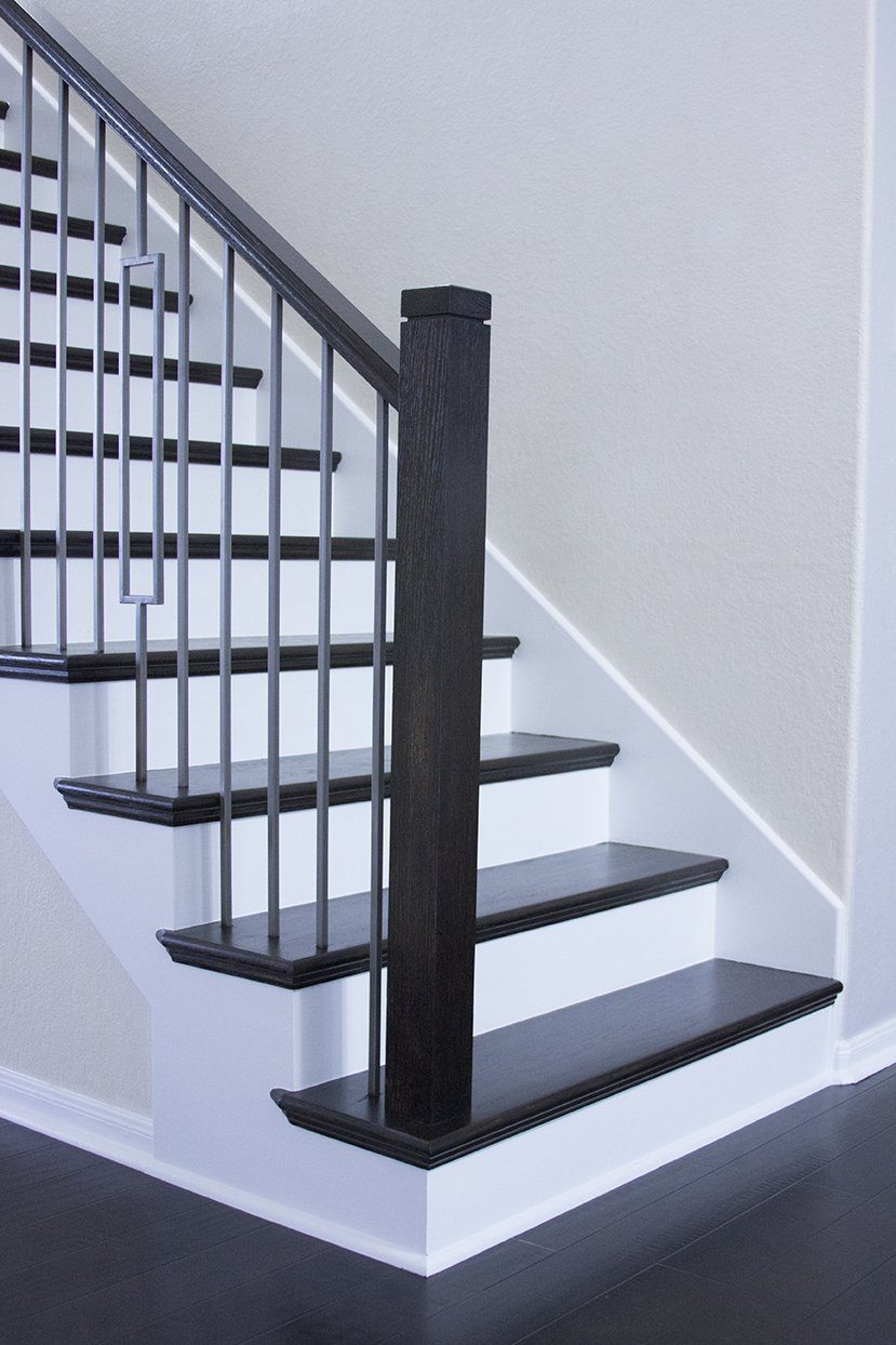 4000 3 1 4 X 54 Blank Newel Red Oak Cheap Stair Parts Stair Remodel Interior Stair Railing Cheap Stair Parts