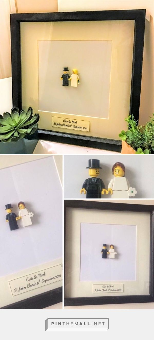 Lego Wedding Gift Wedding Anniversary Anniversary Gift Mr And Mrs